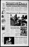 Spartan Daily, December 3, 2001 by San Jose State University, School of Journalism and Mass Communications