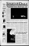 Spartan Daily, December 4, 2001 by San Jose State University, School of Journalism and Mass Communications