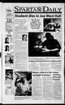 Spartan Daily, December 7, 2001 by San Jose State University, School of Journalism and Mass Communications