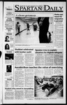 Spartan Daily, December 10, 2001 by San Jose State University, School of Journalism and Mass Communications