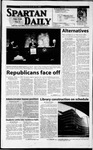 Spartan Daily, January 23, 2002 by San Jose State University, School of Journalism and Mass Communications