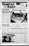 Spartan Daily, January 25, 2002 by San Jose State University, School of Journalism and Mass Communications
