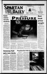 Spartan Daily, January 30, 2002 by San Jose State University, School of Journalism and Mass Communications