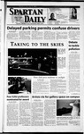 Spartan Daily, January 31, 2002 by San Jose State University, School of Journalism and Mass Communications