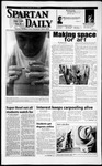 Spartan Daily, February 1, 2002 by San Jose State University, School of Journalism and Mass Communications