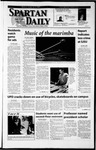 Spartan Daily, February 4, 2002 by San Jose State University, School of Journalism and Mass Communications