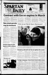 Spartan Daily, February 5, 2002 by San Jose State University, School of Journalism and Mass Communications