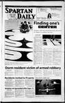 Spartan Daily, February 6, 2002 by San Jose State University, School of Journalism and Mass Communications