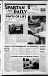 Spartan Daily, February 8, 2002 by San Jose State University, School of Journalism and Mass Communications