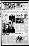 Spartan Daily, February 11, 2002 by San Jose State University, School of Journalism and Mass Communications