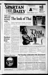 Spartan Daily, February 12, 2002 by San Jose State University, School of Journalism and Mass Communications
