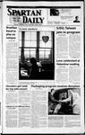 Spartan Daily, February 15, 2002 by San Jose State University, School of Journalism and Mass Communications