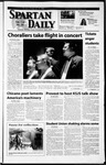 Spartan Daily, February 19, 2002 by San Jose State University, School of Journalism and Mass Communications