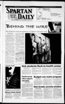 Spartan Daily, February 20, 2002 by San Jose State University, School of Journalism and Mass Communications