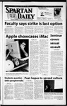 Spartan Daily, February 21, 2002 by San Jose State University, School of Journalism and Mass Communications