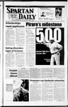 Spartan Daily, February 25, 2002 by San Jose State University, School of Journalism and Mass Communications