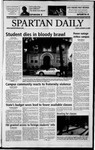 Spartan Daily, January 24, 2003 by San Jose State University, School of Journalism and Mass Communications