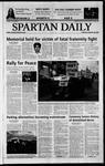 Spartan Daily, January 28, 2003