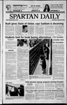 Spartan Daily, January 29, 2003