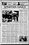 Spartan Daily, January 30, 2003 by San Jose State University, School of Journalism and Mass Communications
