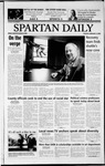 Spartan Daily, February 4, 2003 by San Jose State University, School of Journalism and Mass Communications