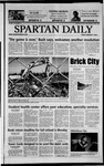 Spartan Daily, February 7, 2003 by San Jose State University, School of Journalism and Mass Communications