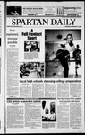 Spartan Daily, February 12, 2003 by San Jose State University, School of Journalism and Mass Communications