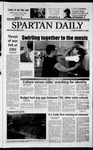 Spartan Daily, February 13, 2003 by San Jose State University, School of Journalism and Mass Communications