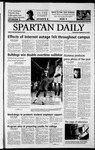 Spartan Daily, February 20, 2003 by San Jose State University, School of Journalism and Mass Communications