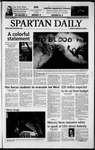 Spartan Daily, February 24, 2003 by San Jose State University, School of Journalism and Mass Communications