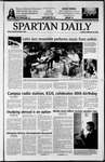 Spartan Daily, February 25, 2003 by San Jose State University, School of Journalism and Mass Communications