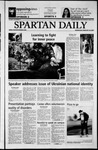 Spartan Daily, February 26, 2003 by San Jose State University, School of Journalism and Mass Communications