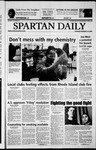 Spartan Daily, February 27, 2003 by San Jose State University, School of Journalism and Mass Communications