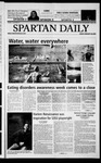 Spartan Daily, February 28, 2003 by San Jose State University, School of Journalism and Mass Communications