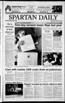 Spartan Daily, March 19, 2003 by San Jose State University, School of Journalism and Mass Communications