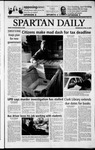 Spartan Daily, April 16, 2003 by San Jose State University, School of Journalism and Mass Communications