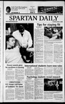 Spartan Daily, April 17, 2003 by San Jose State University, School of Journalism and Mass Communications