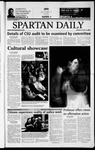 Spartan Daily, April 21, 2003 by San Jose State University, School of Journalism and Mass Communications