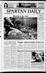 Spartan Daily, April 23, 2003 by San Jose State University, School of Journalism and Mass Communications