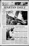 Spartan Daily, April 25, 2003 by San Jose State University, School of Journalism and Mass Communications