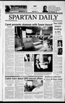Spartan Daily, April 28, 2003 by San Jose State University, School of Journalism and Mass Communications