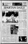 Spartan Daily, April 30, 2003