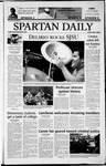 Spartan Daily, May 2, 2003 by San Jose State University, School of Journalism and Mass Communications