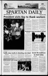 Spartan Daily, May 5, 2003 by San Jose State University, School of Journalism and Mass Communications