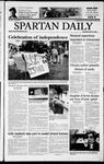 Spartan Daily, May 8, 2003