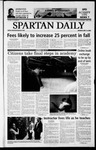 Spartan Daily, May 12, 2003 by San Jose State University, School of Journalism and Mass Communications
