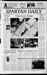 Spartan Daily, May 13, 2003 by San Jose State University, School of Journalism and Mass Communications