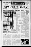Spartan Daily, August 29, 2003 by San Jose State University, School of Journalism and Mass Communications