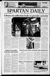 Spartan Daily, September 10, 2003 by San Jose State University, School of Journalism and Mass Communications