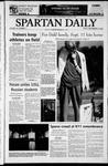 Spartan Daily, September 12, 2003